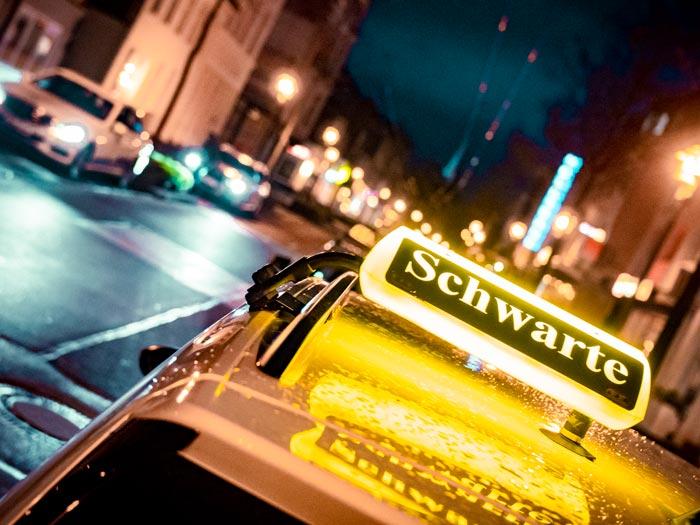 Firmenfahrten Taxi Schwarte Solingen