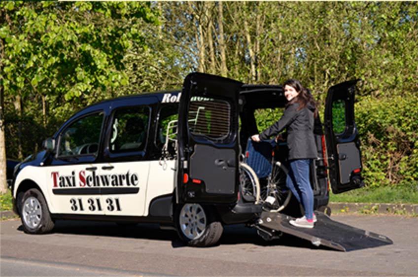 Rollimobil in Solingen von Taxi Schwarte